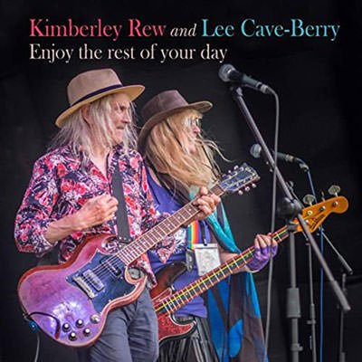 Kim & Lee Enjoy the rest of your day CD cover