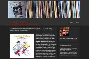 Blabber 'n' Smoke - Paul Kerr reviews Sunshine Walkers, the beset of Kimberley Rew & Lee Cave-Berry